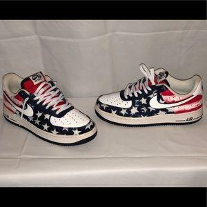 Make America great again Nike Air Force 1. Size 7